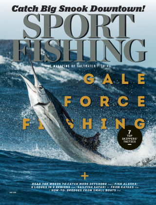 Sport Fishing Jan 2018