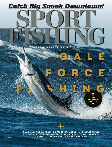 Sport Fishing December 09, 2017 00:00