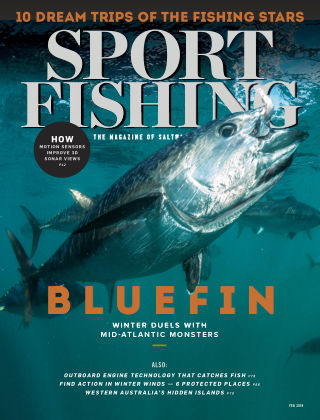 Sport Fishing Feb 2018