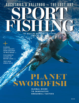 Sport Fishing Mar 2018