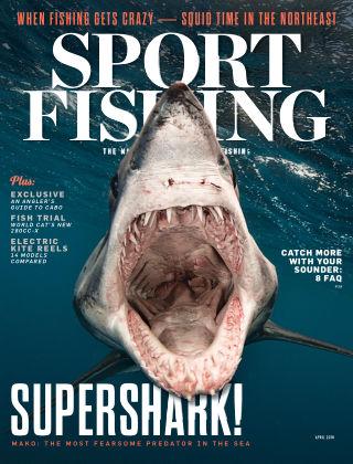 Sport Fishing Apr 2018