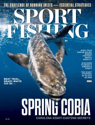 Sport Fishing May 2018