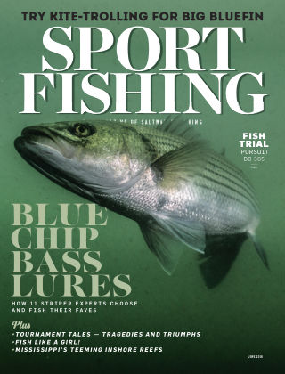 Sport Fishing Jun 2018