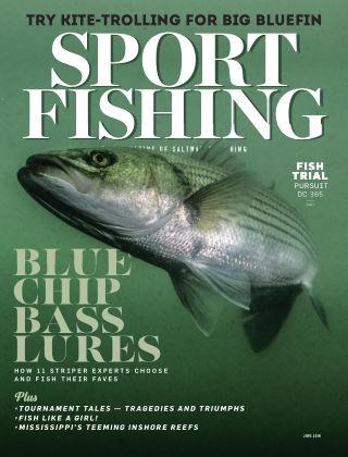 Sport Fishing Jun 2018