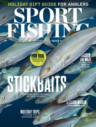 Sport Fishing Nov-Dec 2018
