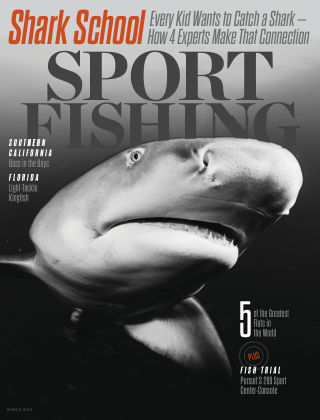 Sport Fishing Mar 2019