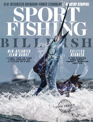 Sport Fishing Apr 2019