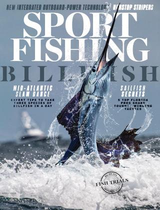 Sport Fishing Apr 2019