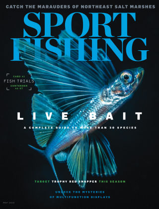 Sport Fishing May 2019