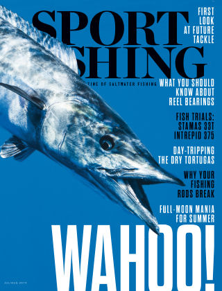 Sport Fishing Jul-Aug 2019