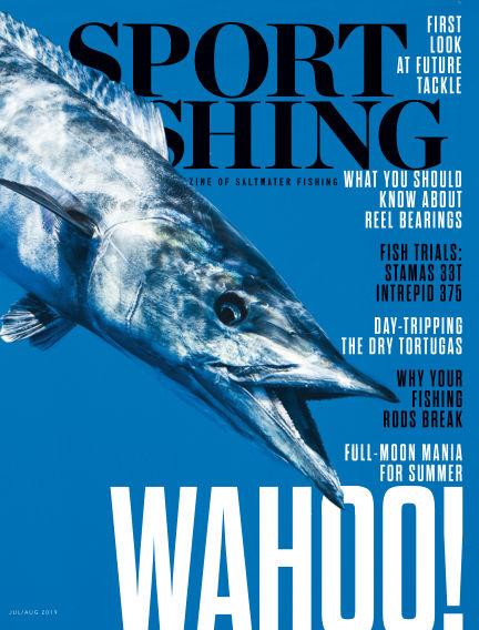 Sport Fishing June 17, 2019 00:00