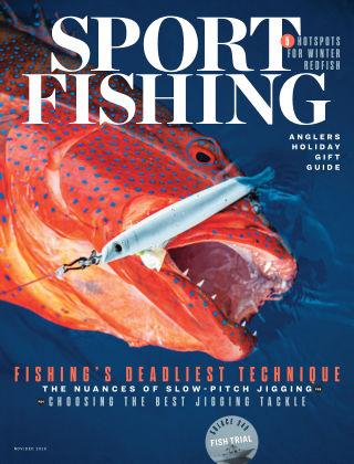Sport Fishing Nov-Dec 2019