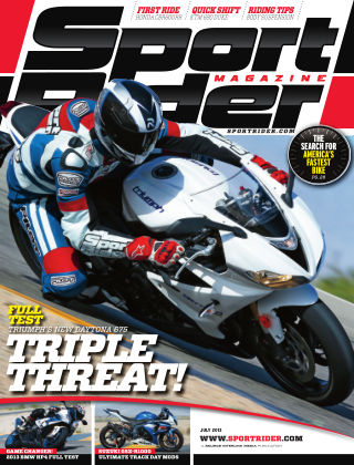 Sport Rider July 2013