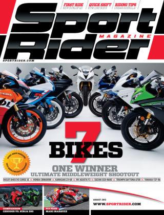 Sport Rider August 2013