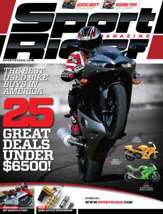 Sport Rider October 2013