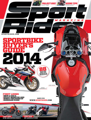 Sport Rider March 2014