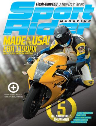 Sport Rider July 2014