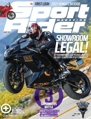 Sport Rider August 2014