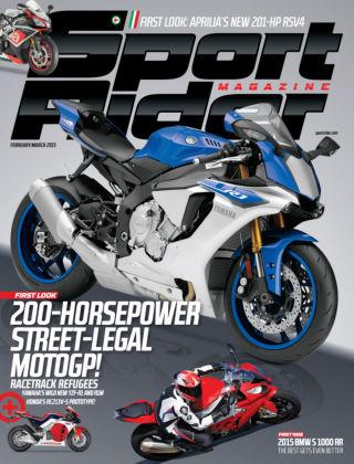 Sport Rider Feb / March 2015
