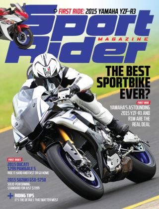 Sport Rider June / July 2015