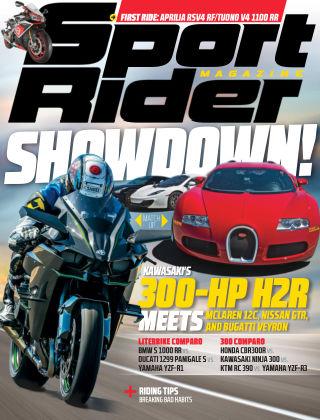 Sport Rider Aug / Sep 2015