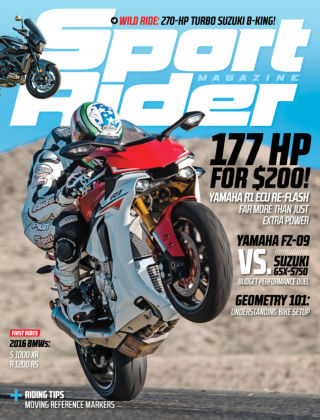 Sport Rider Oct / Nov 2015