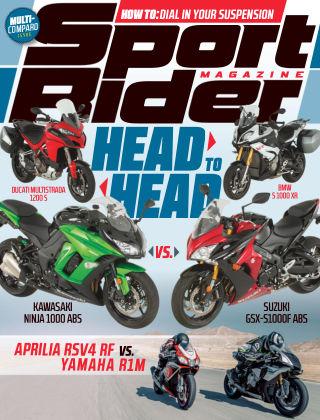 Sport Rider Dec / Jan 2016