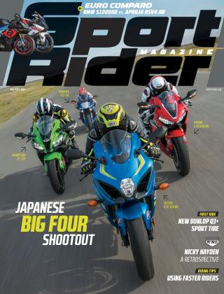 Sport Rider Aug-Sep 2017