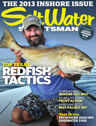 Salt Water Sportsman April 2013