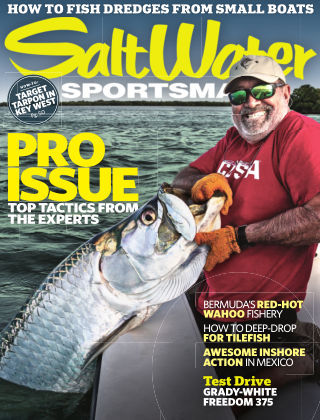 Salt Water Sportsman May 2013