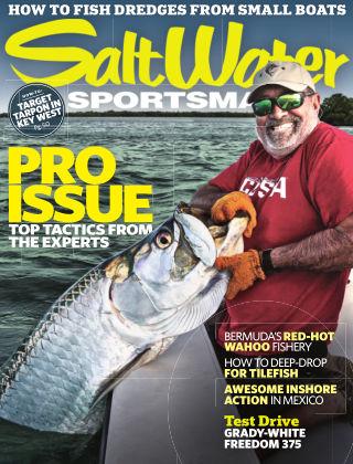 Salt Water Sportsman May 2013