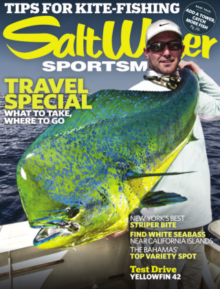 Salt Water Sportsman June 2013