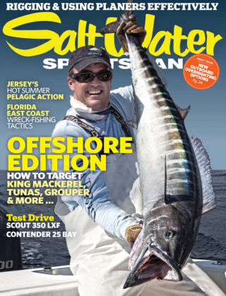 Salt Water Sportsman September 2013