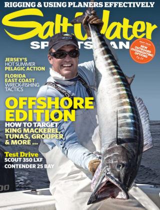 Salt Water Sportsman September 2013