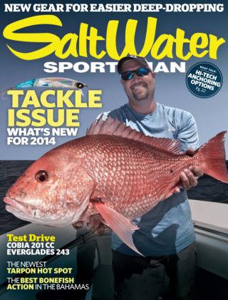 Salt Water Sportsman October 2013