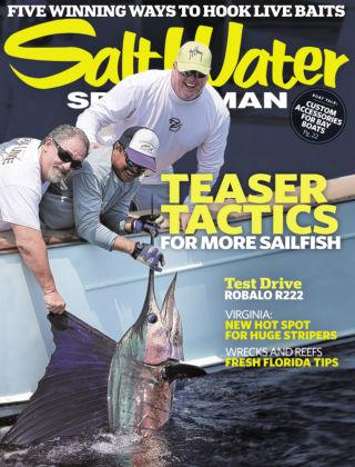 Salt Water Sportsman November 2013
