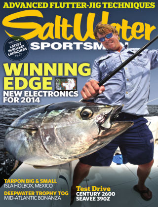 Salt Water Sportsman January 2014