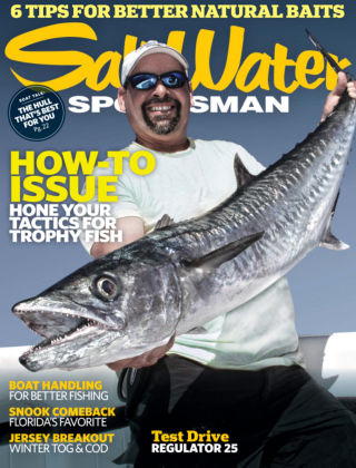 Salt Water Sportsman February 2014