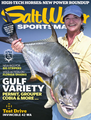 Salt Water Sportsman March 2014