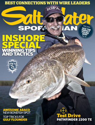 Salt Water Sportsman April 2014