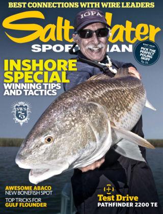 Salt Water Sportsman April 2014