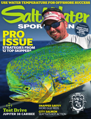 Salt Water Sportsman May 2014
