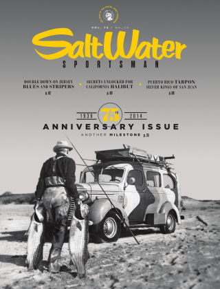 Salt Water Sportsman June 2014