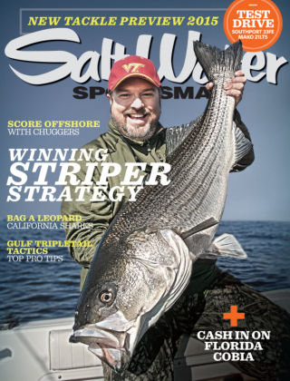 Salt Water Sportsman October 2014