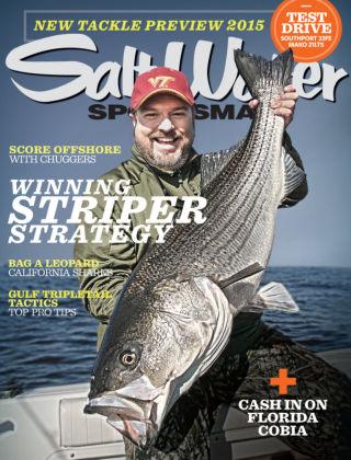 Salt Water Sportsman October 2014