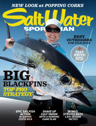 Salt Water Sportsman November 2014