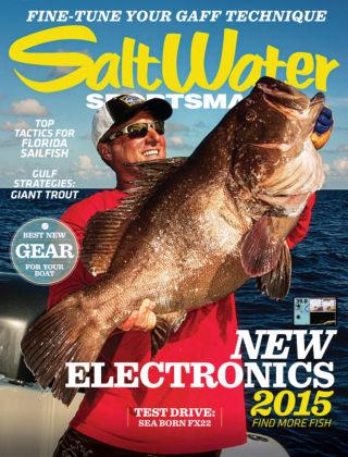 Salt Water Sportsman Dec / Jan 2015