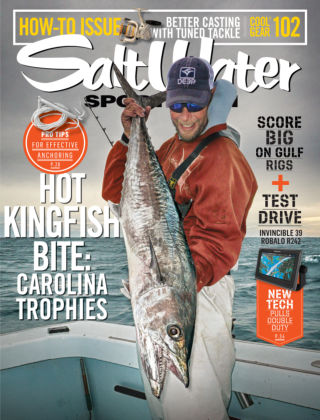 Salt Water Sportsman February 2015