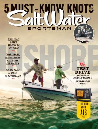 Salt Water Sportsman April 2015
