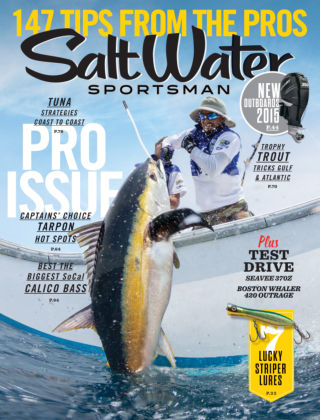 Salt Water Sportsman May 2015
